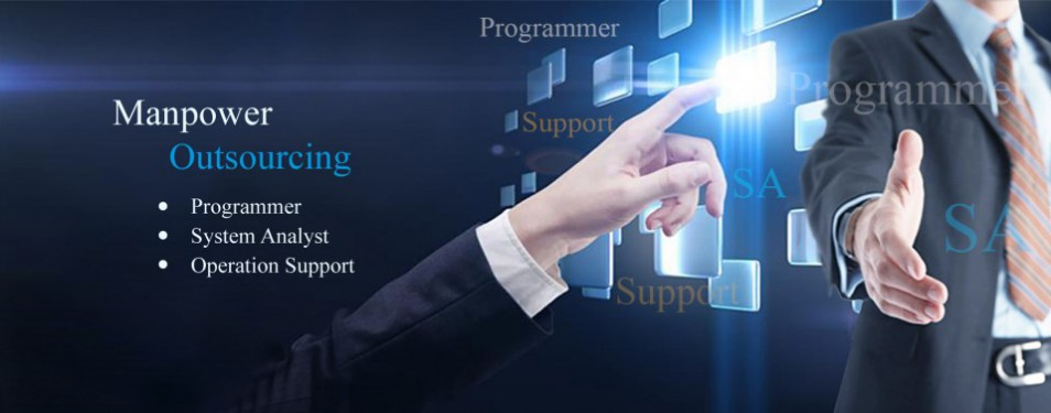 It Outsourcing Service Image : E synergy group